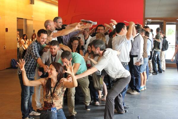 Retos en el nuevo paradigma social. Evento Brainboost Cofest 2012