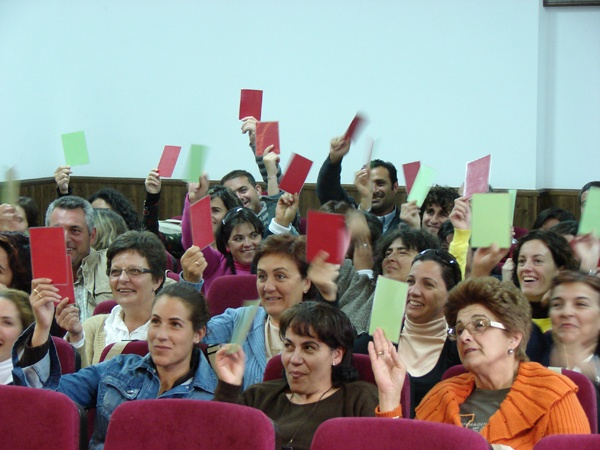 Participación Ciudadana y aprendizaje social. 2ª Parte