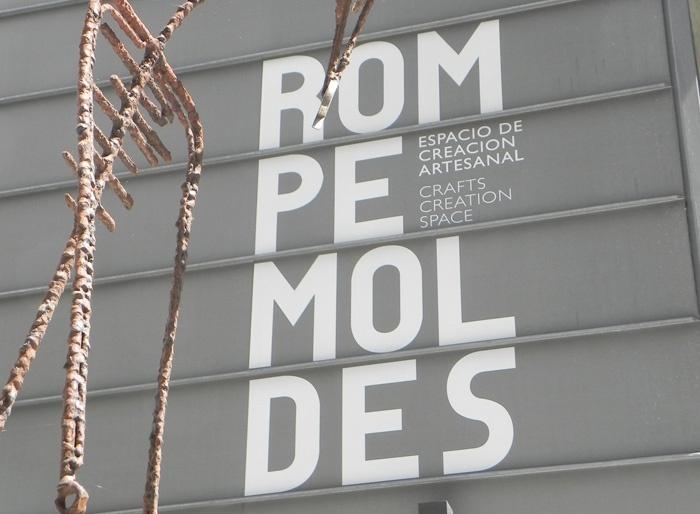 """Rompemoldes"", un espacio de creación artesanal"