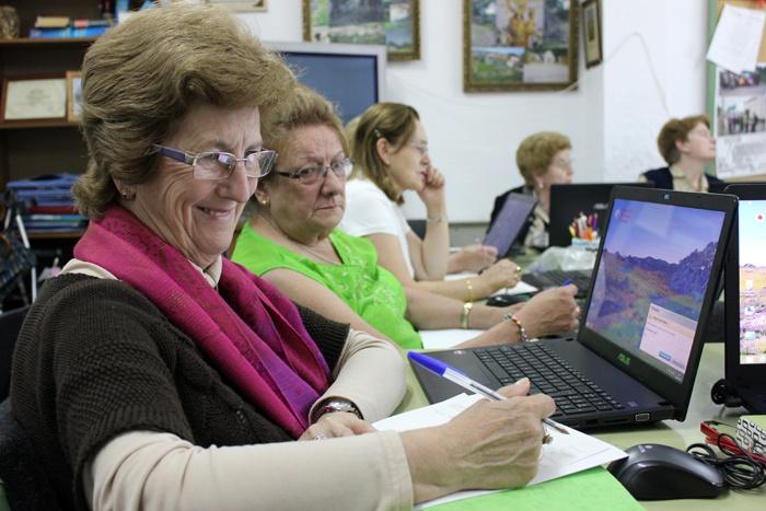 Alfabetización digital básica para entornos rurales