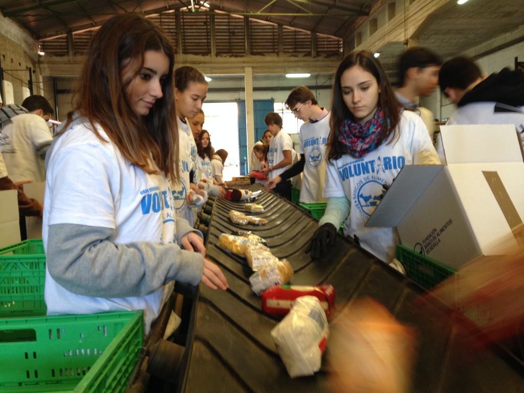 Personas Voluntarias