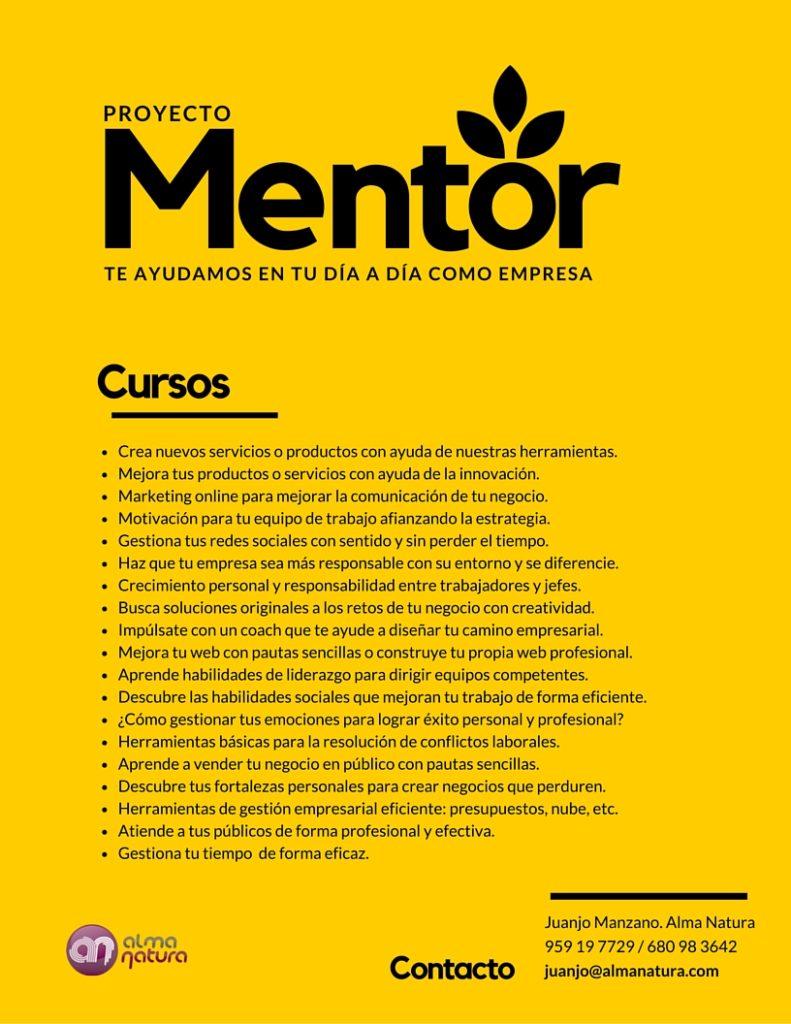 Proyecto Mentor