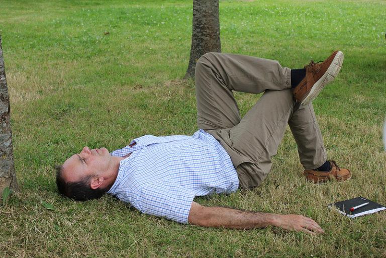 Mindfulness o cómo ser feliz en el trabajo