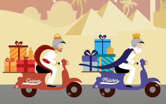 Cambiando el mundo también en Navidad