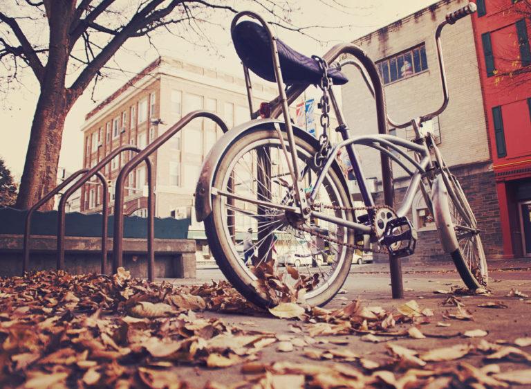 ¿Las bicicletas son también para el invierno?