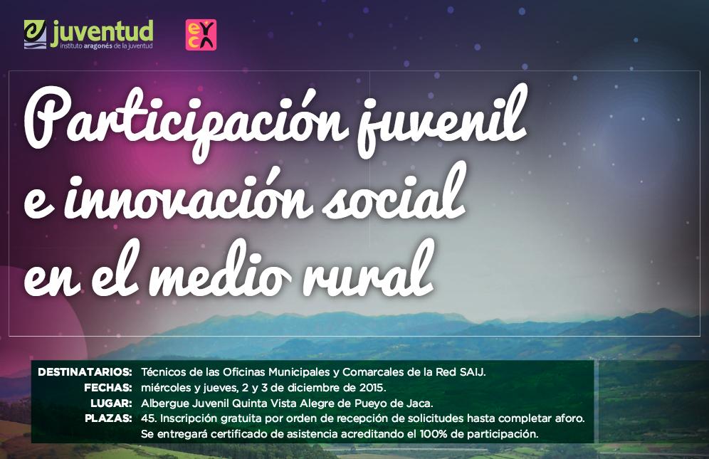 Jornadas_participacion_juvenil_e_innovacion_social_huesca