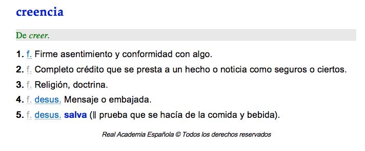 Creencia_segun_RAE
