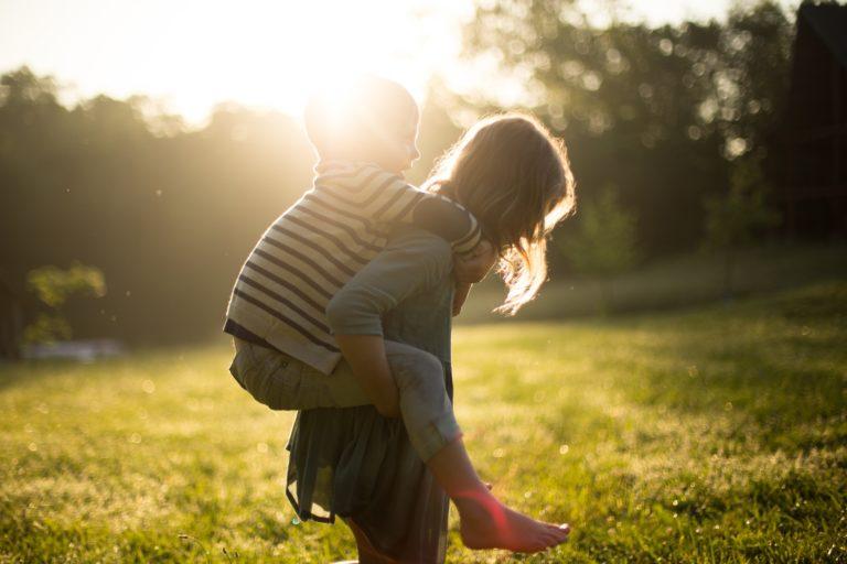 Participación infantil para asegurar la existencia de los pueblos
