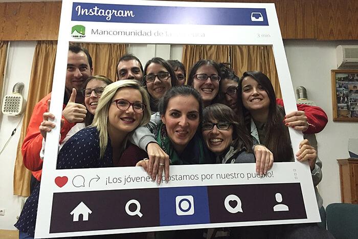 Foto de curso organizado por AlmaNatura