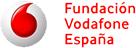 Logo de la Fundación Vodafone España