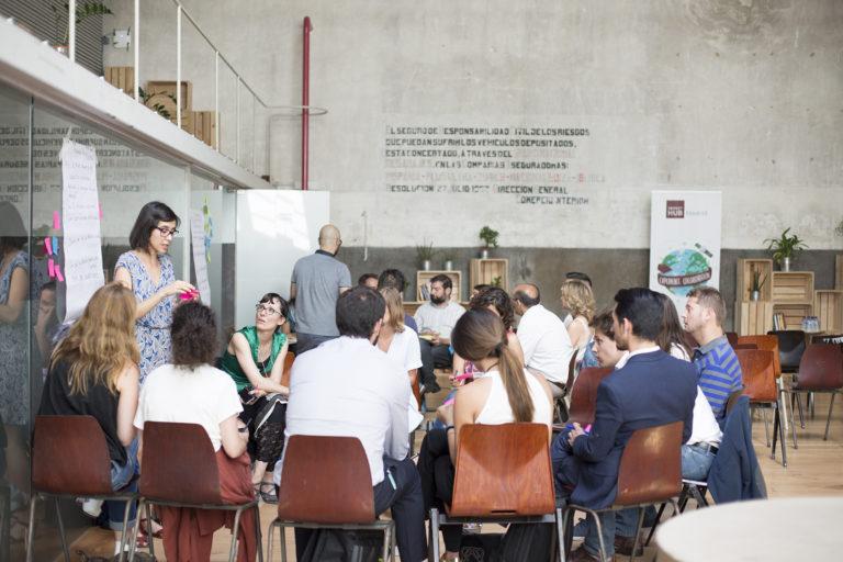AlmaNatura se une a Impact Hub Madrid