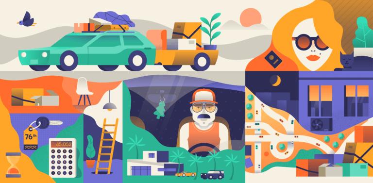 Miguel Camacho, un ilustrador que trabaja desde su pueblo