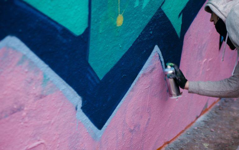RuralGraff. Graffiti participativo en el medio rural
