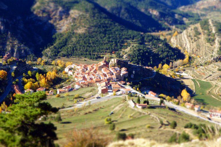 Más del 90% de los pueblos de Teruel están en riesgo de desaparición