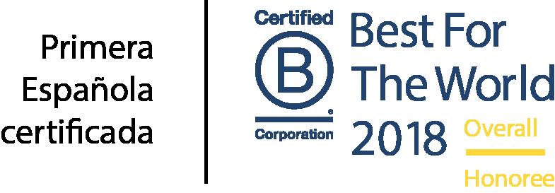 Certificado Empresa B Corp