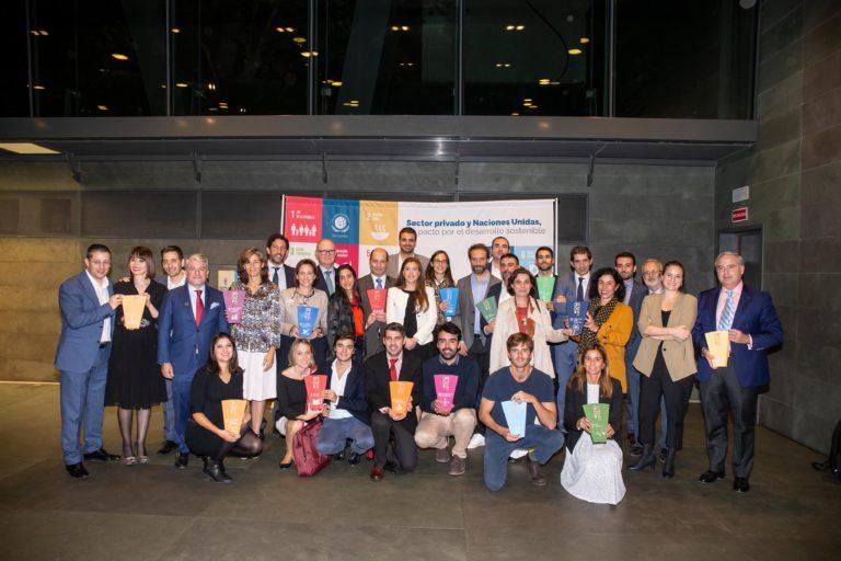 AlmaNatura es galardonada con un reconocimiento go!ODS