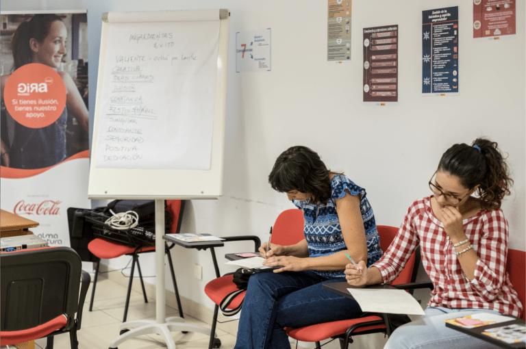 GIRA Mujeres, el impulso para la emprendedora rural