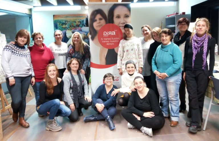 Cuatro años de GIRA Mujeres en el medio rural
